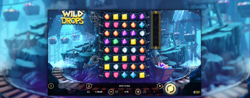 Wild Drops Slot online