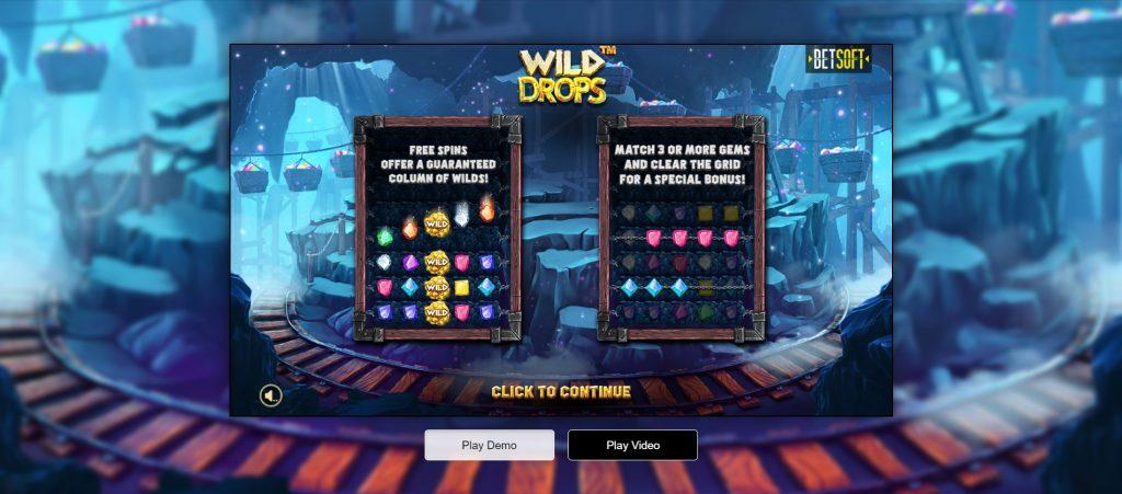 Wild Drops Slot
