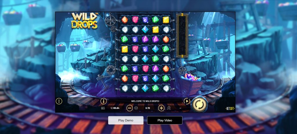 Wild Drops Slot free