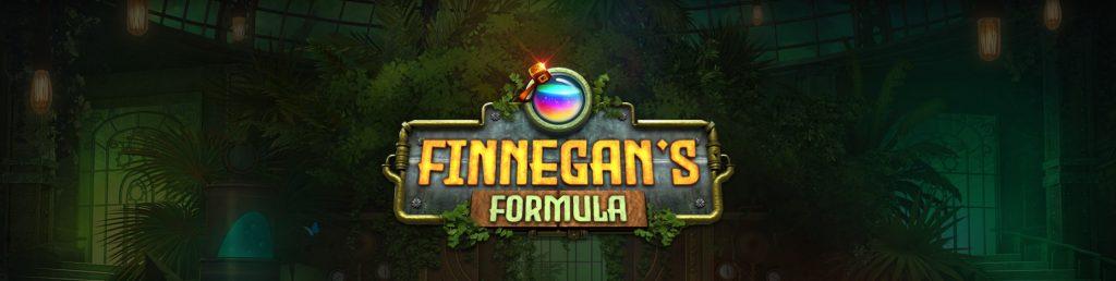 Finnegan's Formula slot